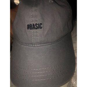 #basic cap